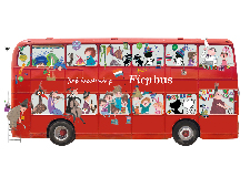 Fiepbus gaat weer rijden