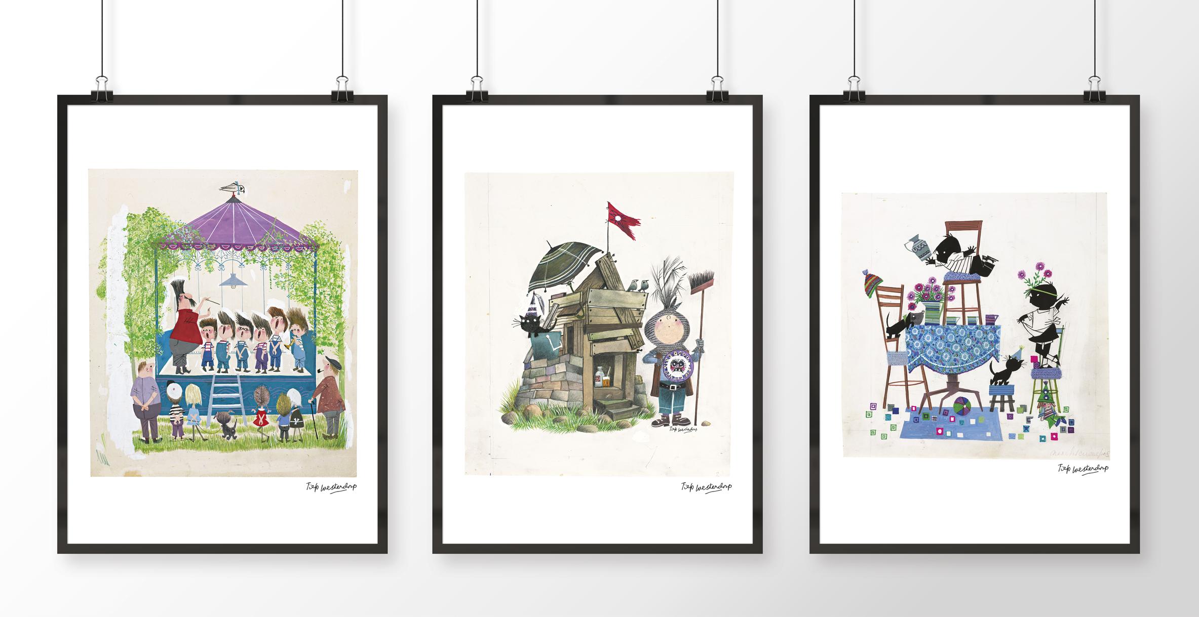 facsimile's posters-klein