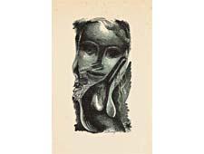 De vrouw en de cormorant (1941)