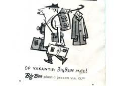 Big Ben reclamecampagne (1955)