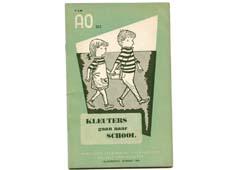 Kleuters gaan naar school (1955)