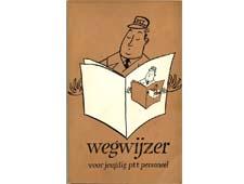 Wegwijzer voor jeugdig PTT personeel (1955)
