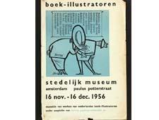 Boek Illustratoren Stedelijk Museum (1956)
