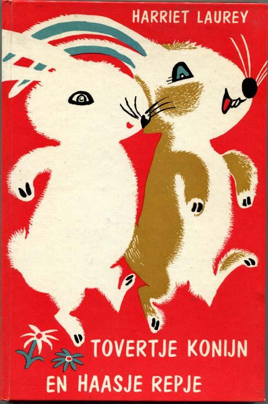 Tovertje Konijn en Haasje Repje (1956)