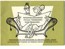 Wetenswaardigheden sociale verzekering huispersoneel (1957)