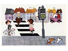 Woelewippie ansichtkaarten (1962)