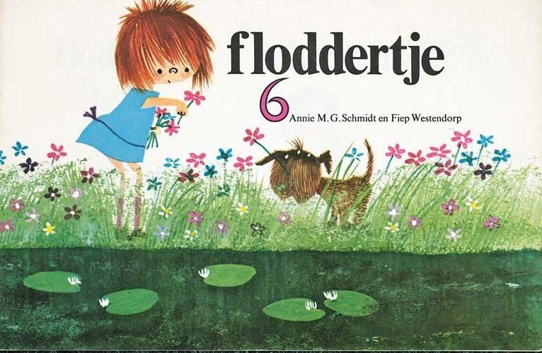 Fiep Westendorp Floddertje 6 Tante Is Jarig 1969