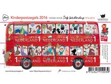 Fiep Kinderpostzegels mooiste van de EU