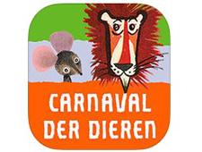 App Carnaval der Dieren genomineerd voor Gouden Guppy