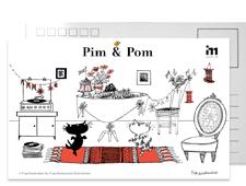 Pim en Pom naar China
