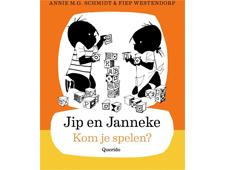 Nieuwe bundels Jip en Janneke