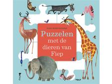 Nieuw! Puzzelen met de dieren van Fiep